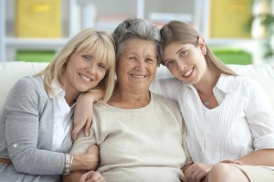 Selfless Senior Caregivers